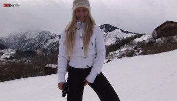 outdoor russian girl