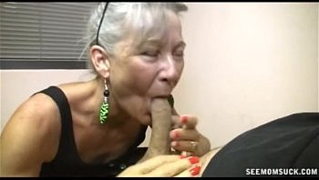 asian granny sucking