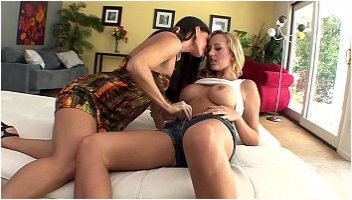 two milf and camera