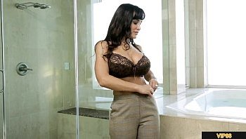 lisa ann deep throat
