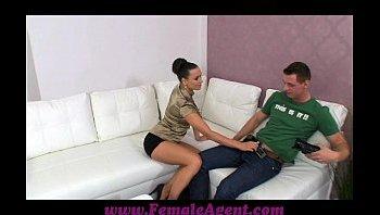 female agent orgasm