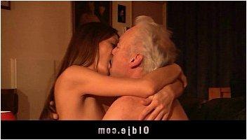free xxvi girl old man