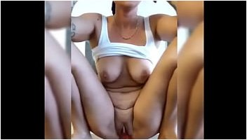 pawg kitchen dildo