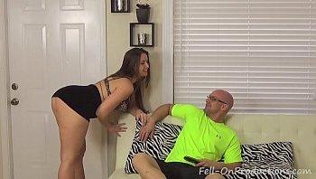 Femdom foeced male chastity