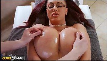 real mom big boobs