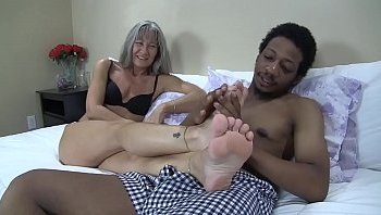 french oil footjob