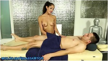 hot massage handjob
