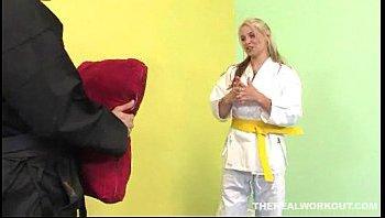japanes sex karate
