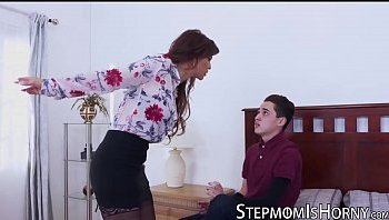 stepmom anal stocking